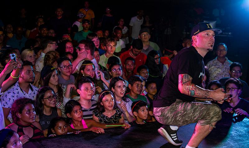 Honduras rappers